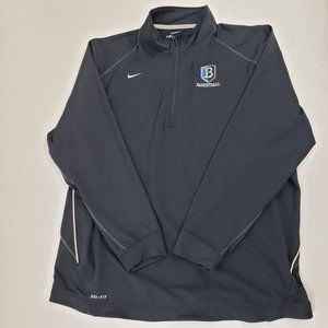 Nike Basketball Dri-Fit LS Pullover Shirt Size XL